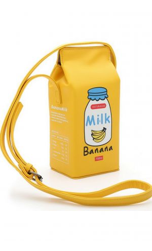 Banana Milk Çanta