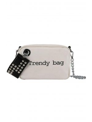 Beyaz Mini Trendy Bag