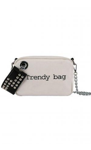 Beyaz Mini Trendy Bag