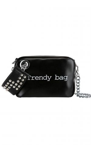 Siyah Mini Trendy Bag