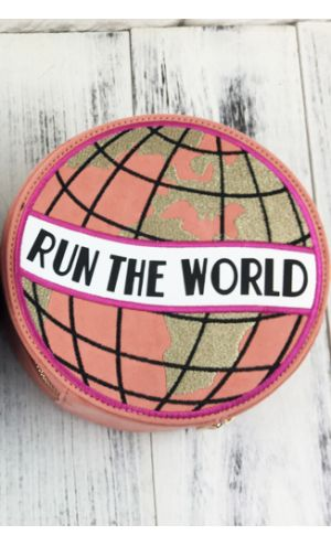 Run The World Turuncu Çanta
