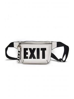 Exit Beyaz Bel Çantası